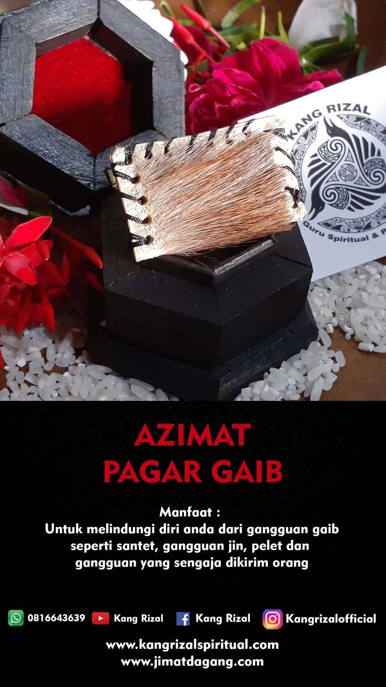 PAGAR GAIB